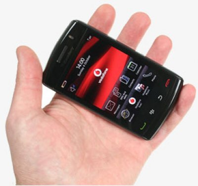HP BB Blackberry Storm 2 Odin 9550 Full Specifications Picture 2